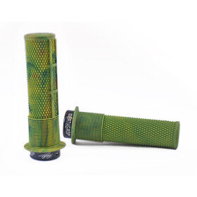 DMR Brendog DeathGrip Lock-On Grips Ø31,3mm, camo
